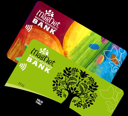 Segítő Bankkártya